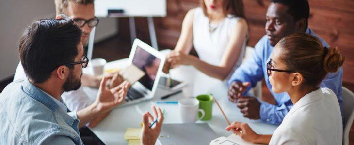 Empresa que faz consultoria de marketing digital