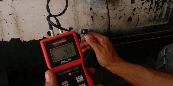 Equipamentos para teste de estanqueidade em postos de combustível